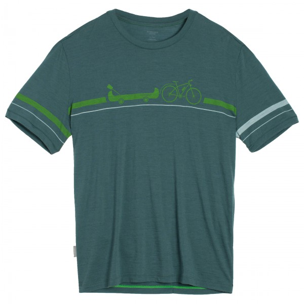 Icebreaker - Tech Lite S/S Crewe Road To River - T-Shirt