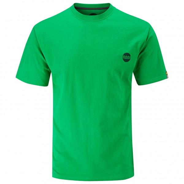 Moon Climbing - Crag Logo Tee - T-shirt