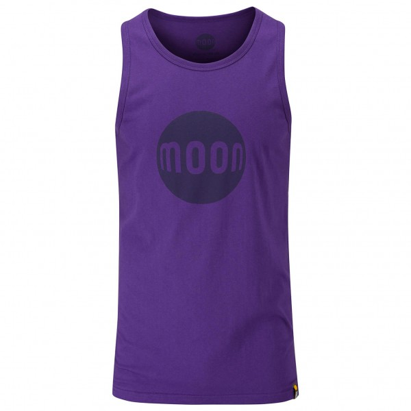 Moon Climbing - Moon Logo Vest - Top