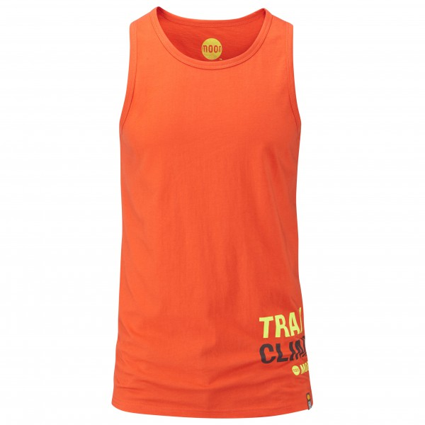 Moon Climbing - Train Hard Vest - Toppi