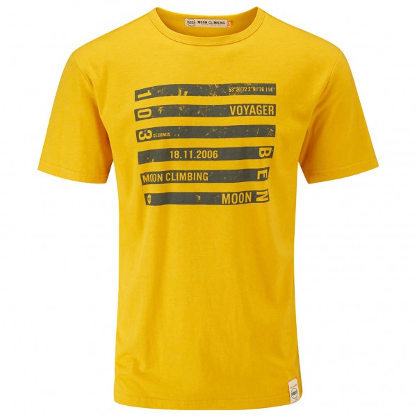 Moon Climbing - Voyager Heritage Tee - T-Shirt