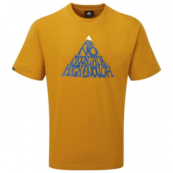 Mountain Equipment - Aint No Mountain Tee - T-shirt