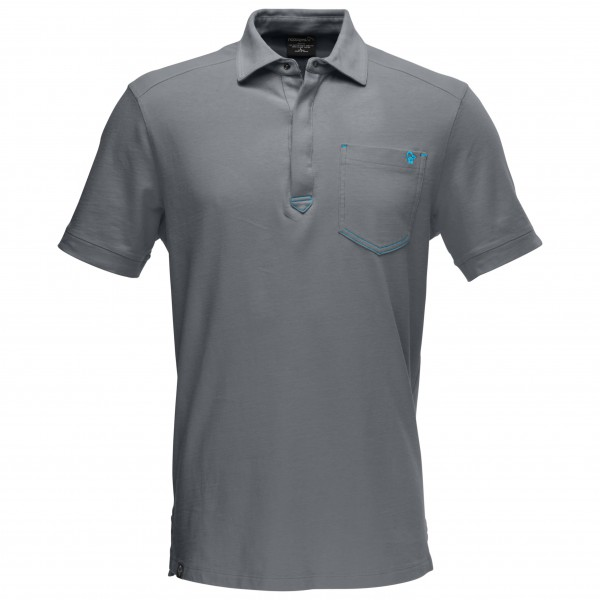 Norrøna - /29 Cotton Polo Shirt - Poolo-paita