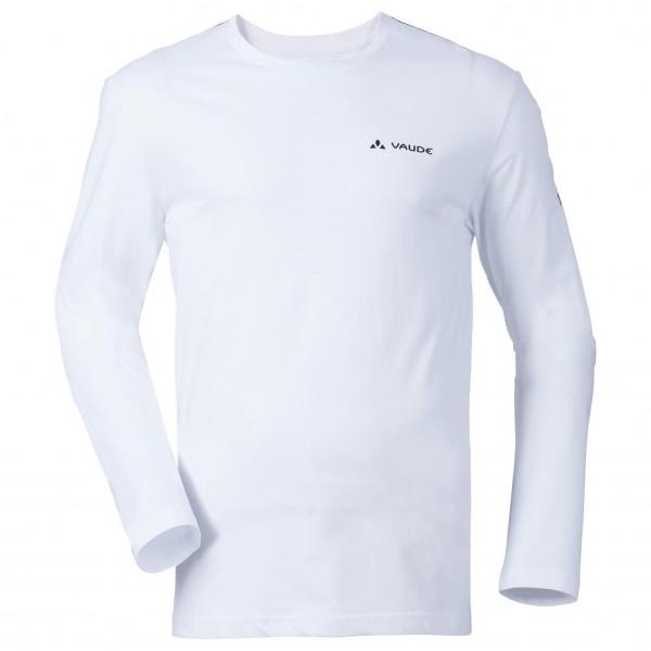 Vaude - Brand L/S Shirt - Camiseta de manga larga