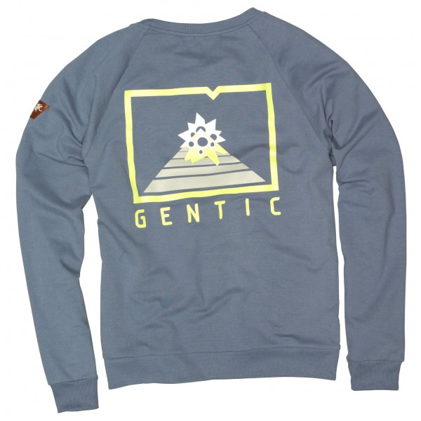 Gentic - New School Crew - Longsleeve