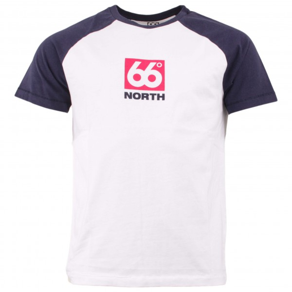 66 North - Logn Baseball T-Shirt - T-paidat