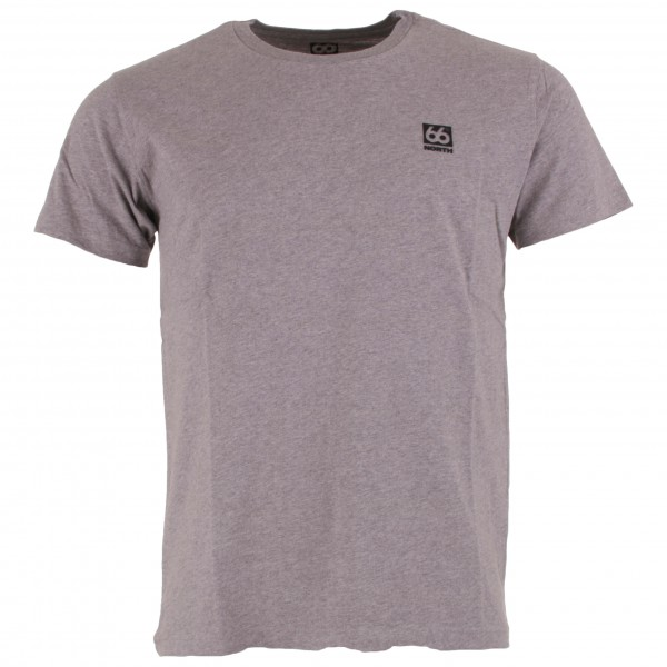66 North - Logn T-Shirt 66 Long Logo - T-paidat