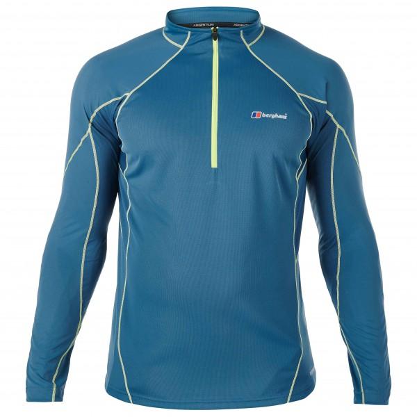 Berghaus - Vapour L/S Zip Baselayer - T-shirt de running