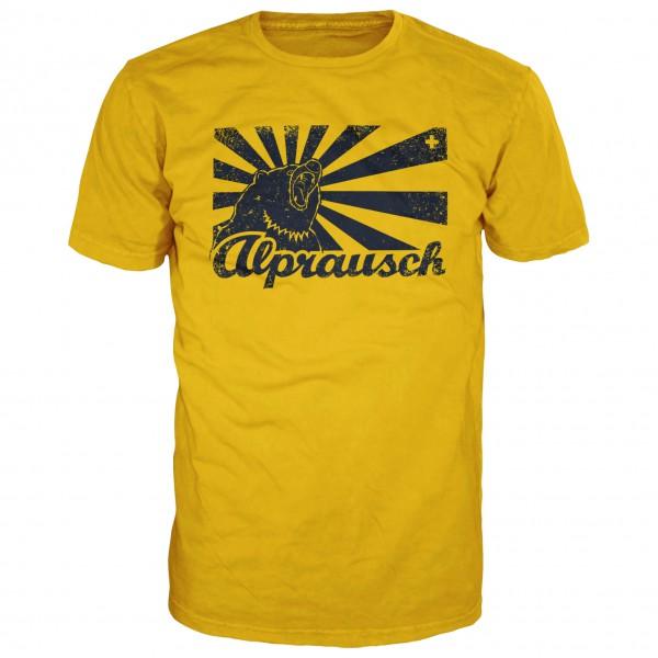 Alprausch - Alpbär T-Shirt - T-shirt