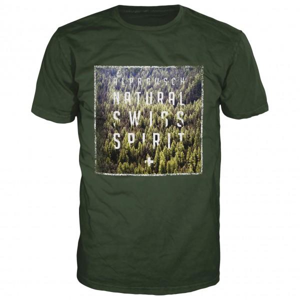 Alprausch - Alpspirit T-Shirt - T-paidat