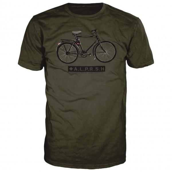 Alprausch - Militärvelo T-Shirt - T-shirt