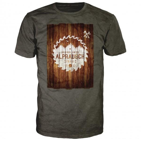 Alprausch - Schwiizer Fräsi T-Shirt - T-paidat