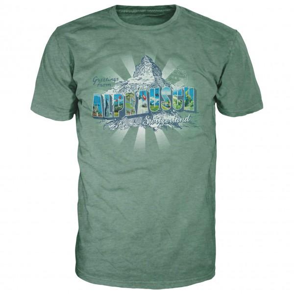 Alprausch - Schwiizer Gruess T-Shirt - T-paidat