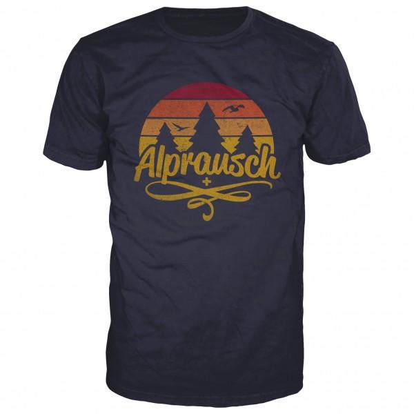 Alprausch - Tanner Wald T-Shirt - T-paidat