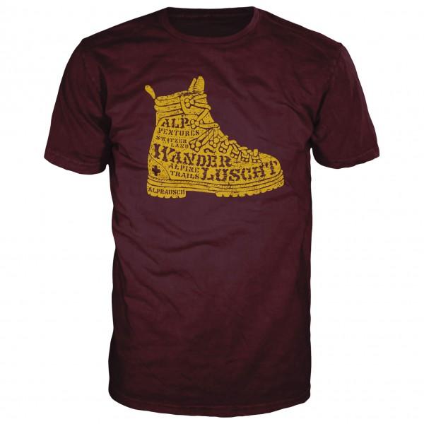 Alprausch - Wanderluscht T-Shirt - T-shirt