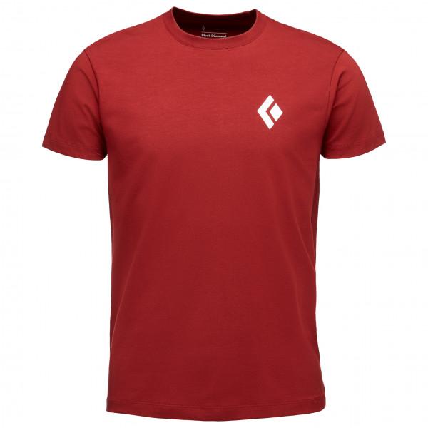 Black Diamond - S/S Equipment For Alpinist Tee - T-skjorte