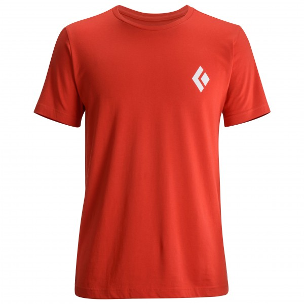 Black Diamond - S/S Equipment For Alpinist Tee - T-shirt