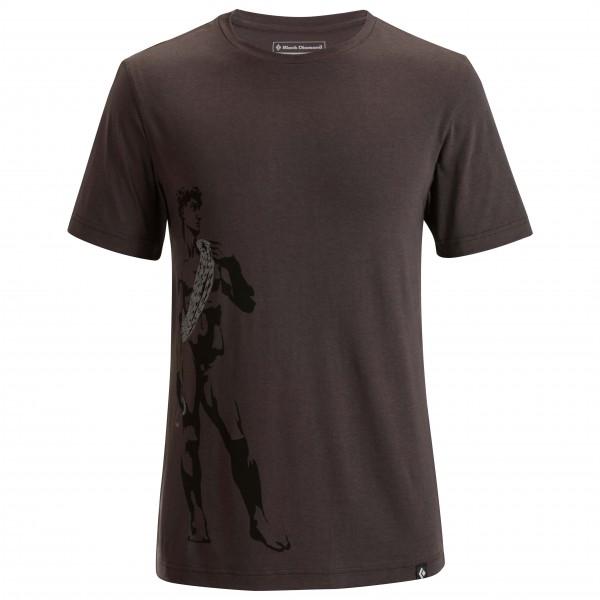 Black Diamond - S/S Perfect Climber Tee - T-paidat