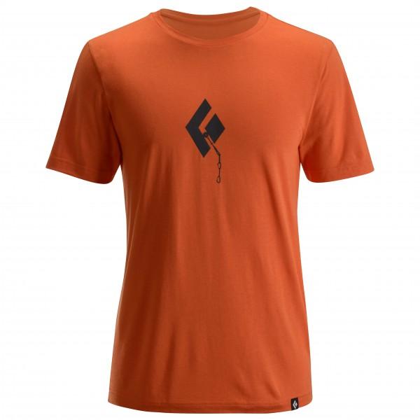 Black Diamond - S/S Placement Tee - T-shirt