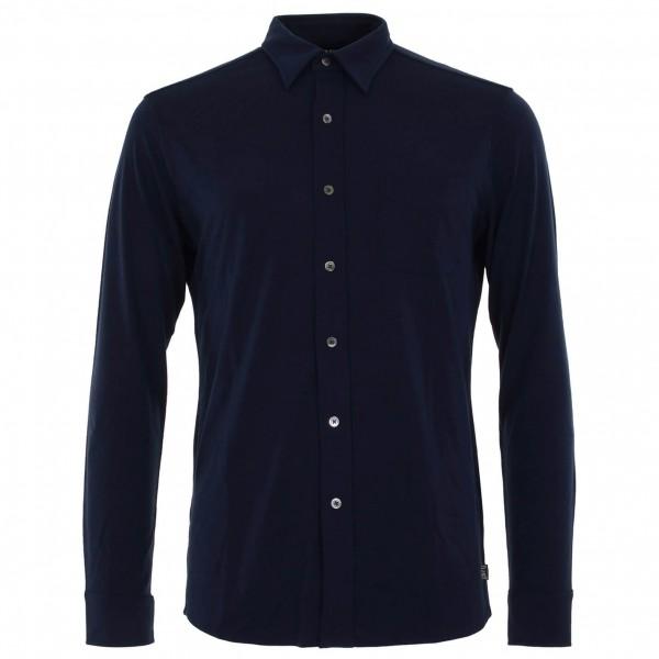 SuperNatural - Button Shirt L/S - Hemd