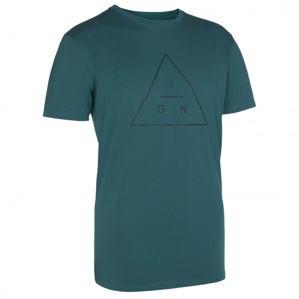 ION - Tee S/S Triangle - T-paidat