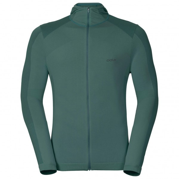 Odlo - Soul Hoody Midlayer Full Zip - Fleece jacket