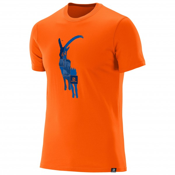 Salomon - Hiker S/S Cotton Tee - T-shirt