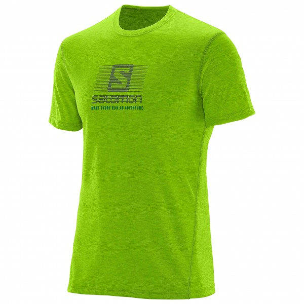 Salomon - Park S/S Tech Tee - Running shirt