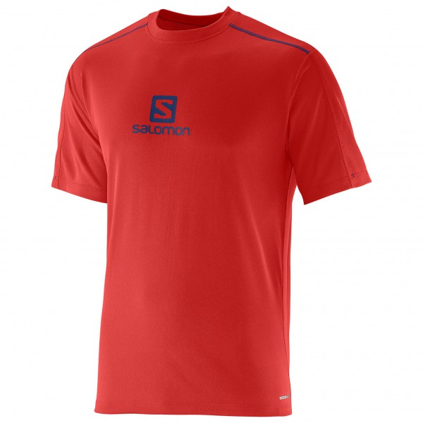 Salomon - Stroll Logo S/S Tee - T-Shirt