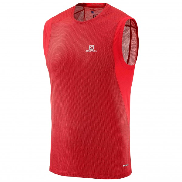 Salomon - Trail Runner Sleeveless Tee - T-shirt de running