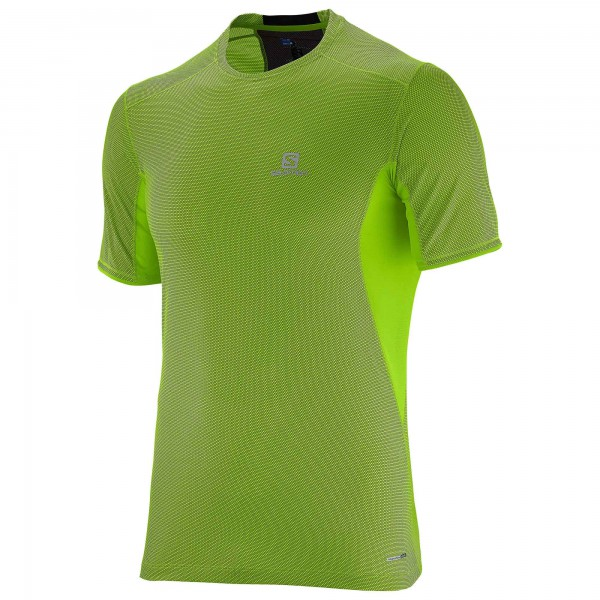 Salomon - Trail Runner S/S Tee - T-shirt de running