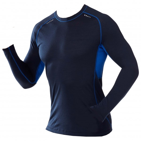Smartwool - PhD Ultra Light Long Sleeve - Joggingshirt