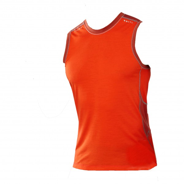 Smartwool - PhD Ultra Light Sleeveless  - Laufshirt