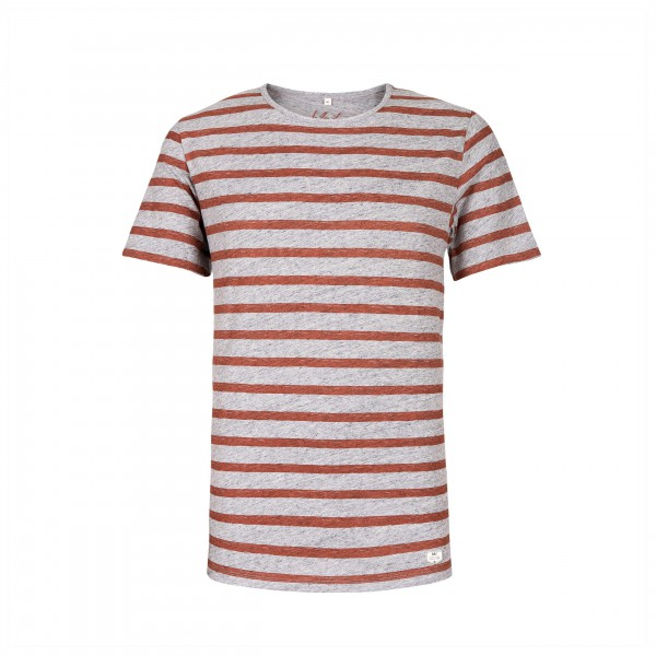 Bleed - Stripe Tee - T-Shirt