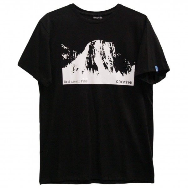 Charko - Mountains Capitan Yosemite - T-shirt