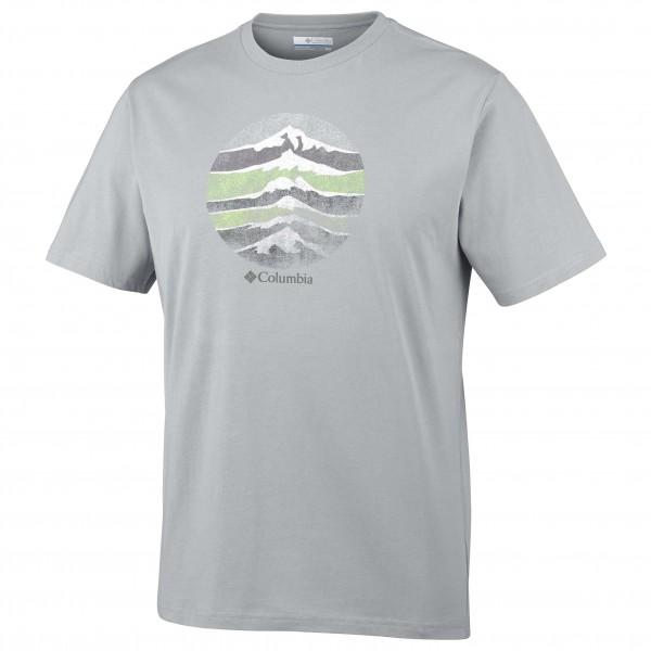 Columbia - CSC Mountain Sunset Tee - T-paidat