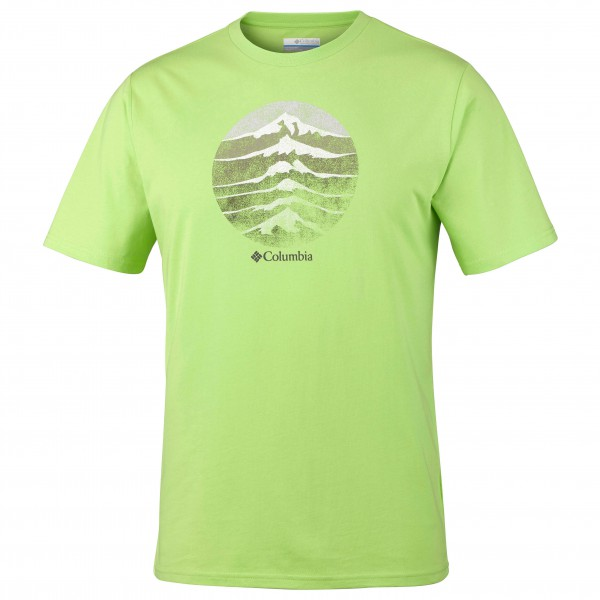 Columbia - CSC Mountain Sunset Tee - T-paidat