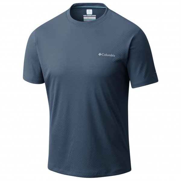 Columbia - Zero Rules Short Sleeve Shirt - T-shirt