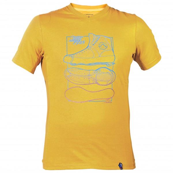 La Sportiva - Climbing Roots T-Shirt - T-paidat