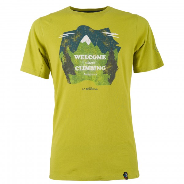 La Sportiva - Welcome T-Shirt - T-paidat