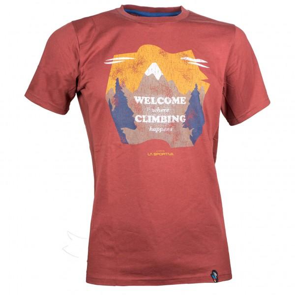 La Sportiva - Welcome T-Shirt - T-paidat