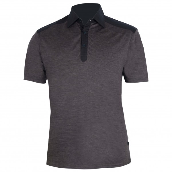 Alchemy Equipment - Single Jersey Merino S/S Polo 180GSM