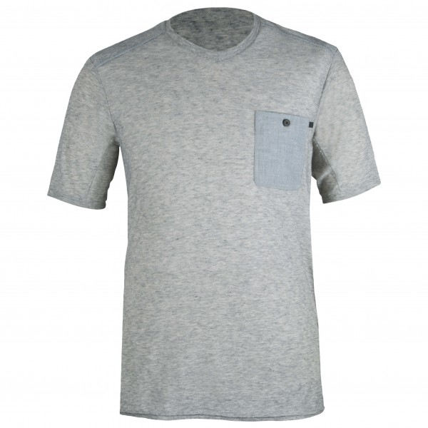 Alchemy Equipment - Cotton / Hemp Knit S/S T-Shirt - T-shirt