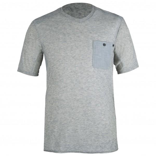 Alchemy Equipment - Cotton / Hemp Knit S/S T-Shirt - T-shirt