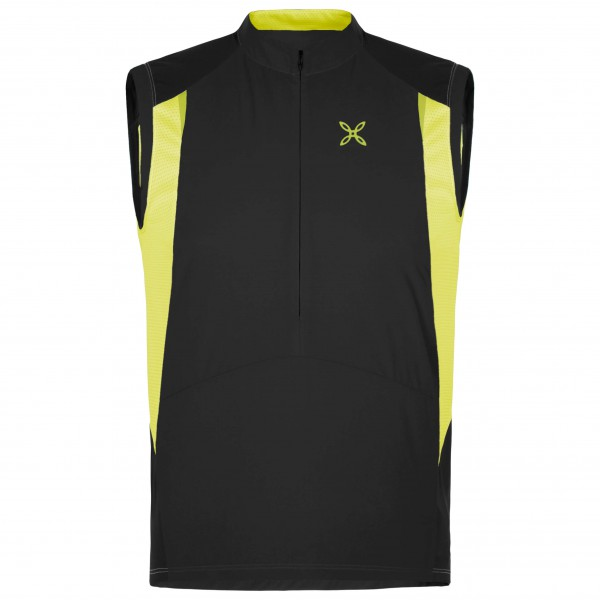 Montura - Run Fast Zip Canotta - Running shirt