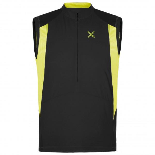 Montura - Run Fast Zip Canotta - Running shirt