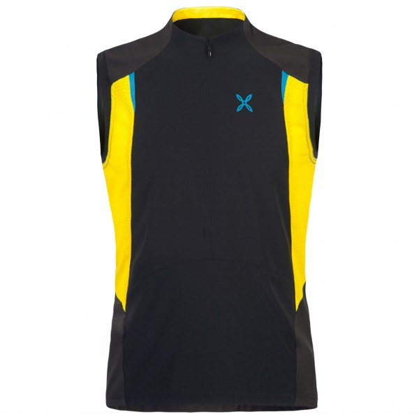 Montura - Run Fast Zip Canotta - T-shirt de running