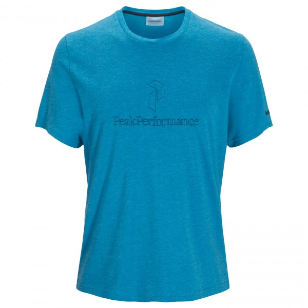 Peak Performance - Blacklight Logo Tee - T-Shirt