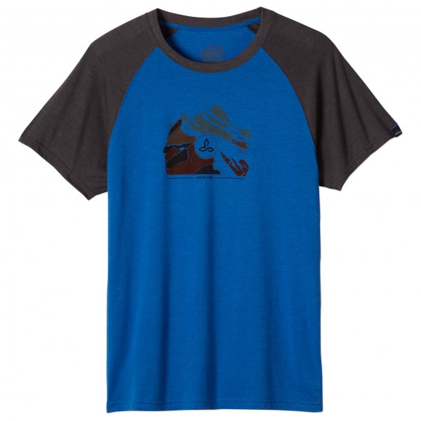 Prana - Blazing Trails Raglan - T-shirt