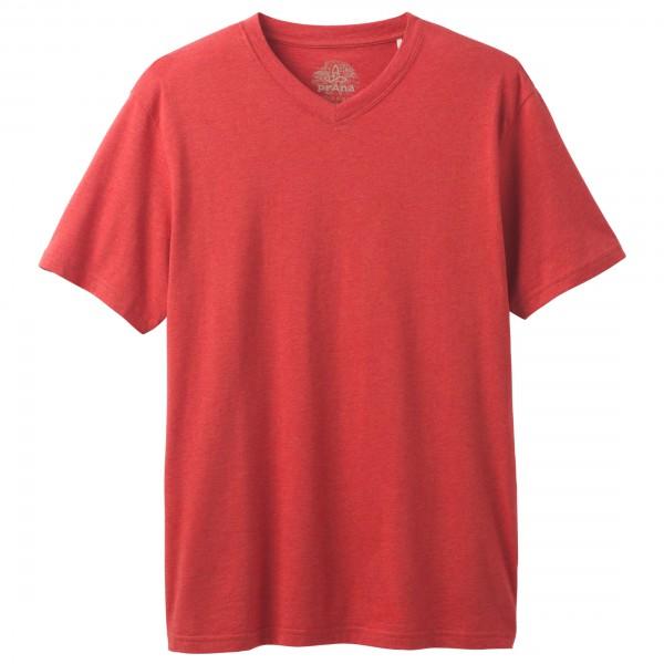 Prana - Prana V-Neck Slim Fit - T-paidat